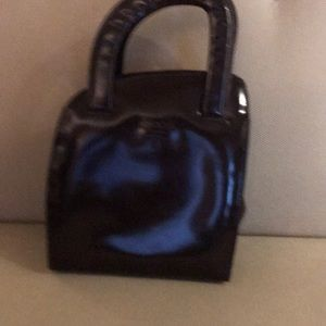Brown Prada bag with 2 handles I'm mint condition